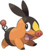 498Tepig BW.png
