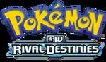 Logo of Pokémon: Black and White: Rival Destinies