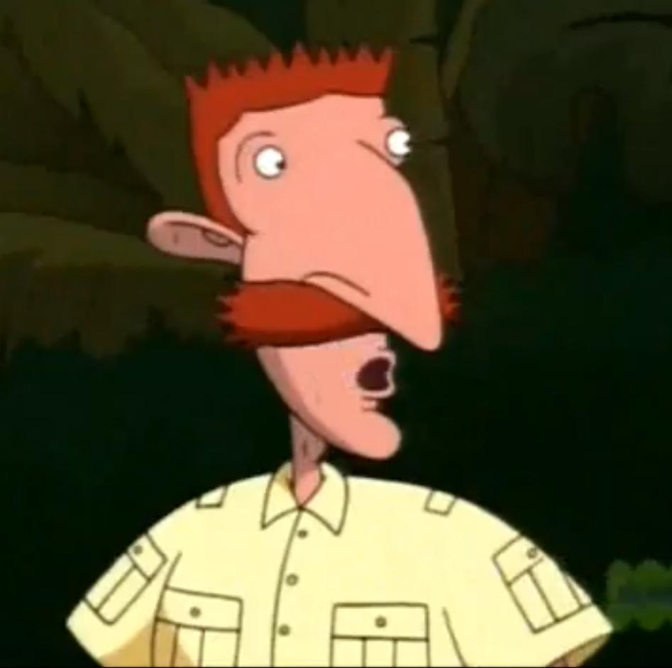 nigel thornberry how tall
