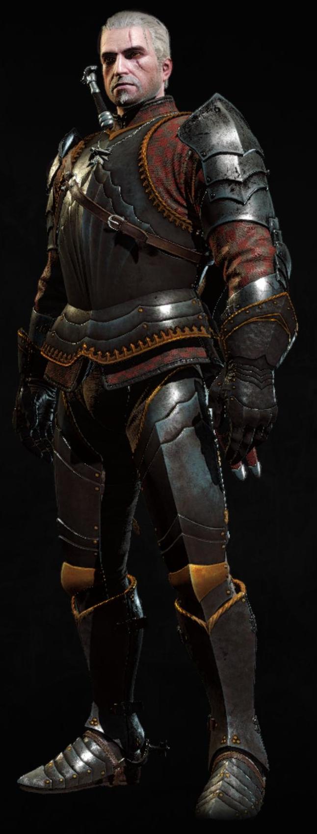 Tw3 armor Toussaint knight tourney gear.png