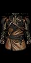 Armatura dell'ufficiale della guardia ducale di Toussaint