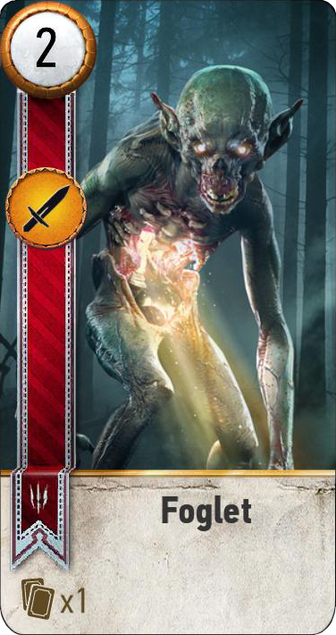 Tw3 gwent card face Foglet.png