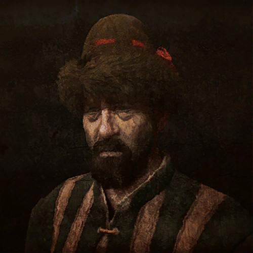 Van Rogh (Selbstporträt)
