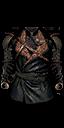 Armatura del capitano della guardia ducale di Toussaint (artigianale)