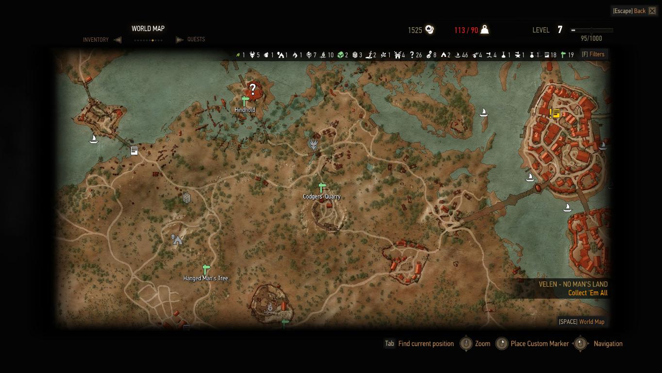 Witcher 3 Codger's Quarry.jpg