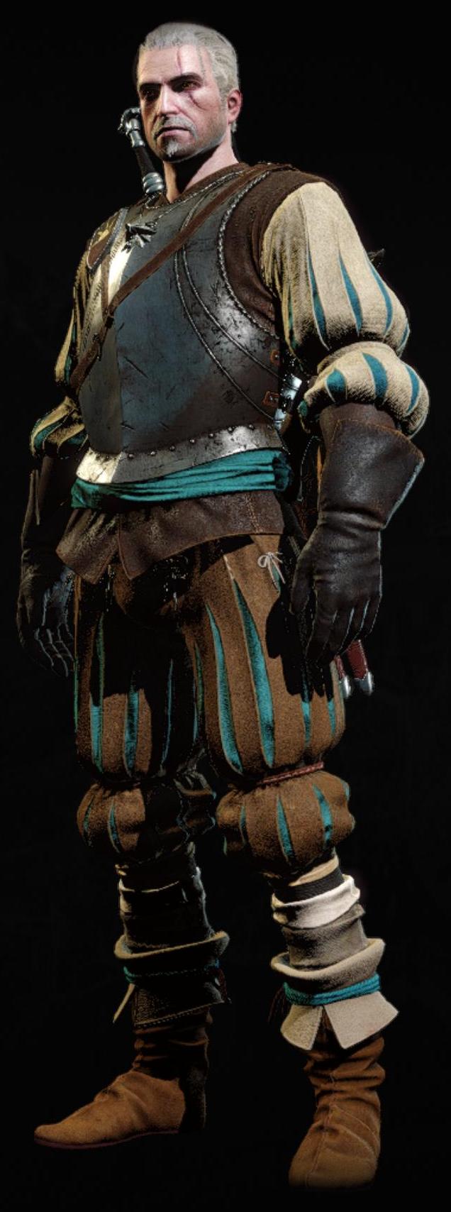 Tw3 armor Toussaint Color Guardsman gear.png
