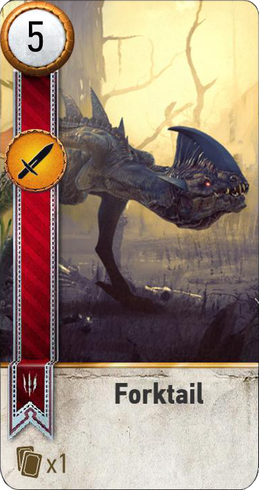 Tw3 gwent card face Forktail.png