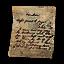Tw3 questitem q702 blackmail letter.png
