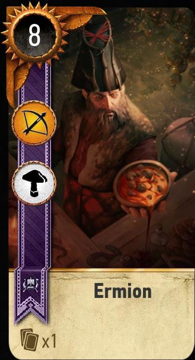 Tw3 gwent card face Ermion.png