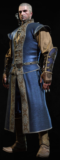 Ofieri sharovary  relic   The Official Witcher Wiki