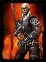 Geralt — The Dark Side