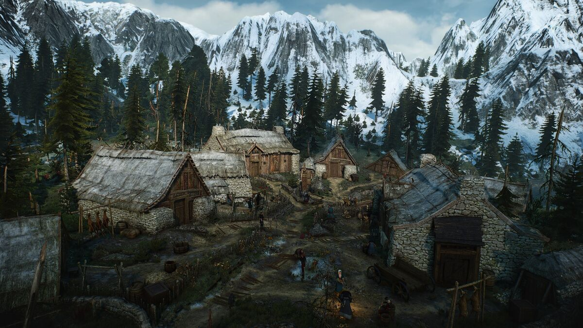 Rogne - The Official Witcher Wiki