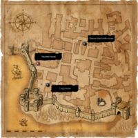 Map of the quest