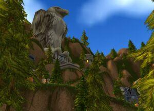 Aerie Peak in the Hinterlands