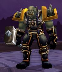 Image of Orgrim Doomhammer