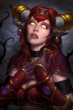 Alexstrasza Build Hots