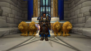 Varian Wrynn - Wowpedia - Your wiki guide to the World of Warcraft