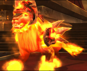 Majordomo Staghelm - Wowpedia - Your wiki guide to the World of ...