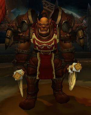 Garrosh Hellscream - Wowpedia - Your wiki guide to the World of ...