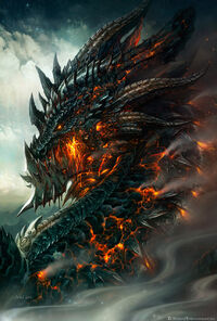 "Image of Neltharion ""Deathwing"""