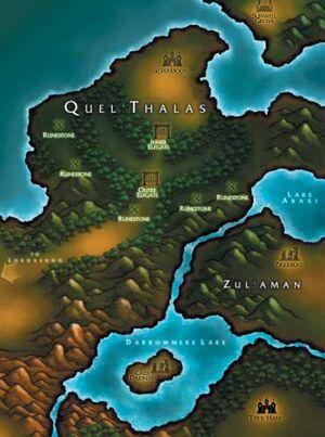 Warcraft III Map - Quel'Thalas & Zul'Aman.jpg