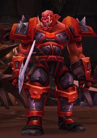 Image of Blood Guard Porung