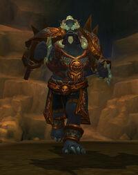 Image of Gochao the Ironfist