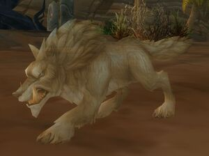 Ghost Wolf - Wowpedia - Your wiki guide to the World of Warcraft