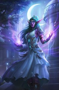 Image of Tyrande Whisperwind