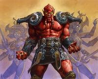 Image of Arazzius the Cruel