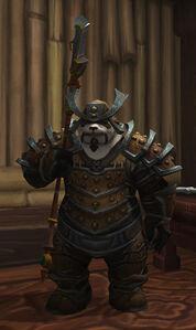 Image of Blacktalon Quartermaster