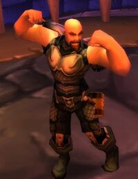 Image of Doom Touched Warrior