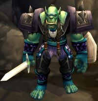 Image of Frostwolf Battleguard