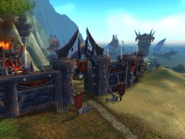 Cataclysm Ashenvale - Zoram'gar Outpost.jpg