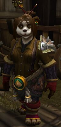 Image of Hawkmaster Anna