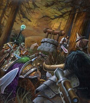 Barov warcraft world of