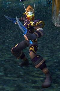 Image of Blood Elf Bandit