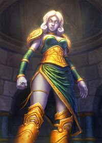 Image of Maiden of Virtue