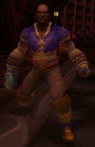 Image of Postmaster Malown