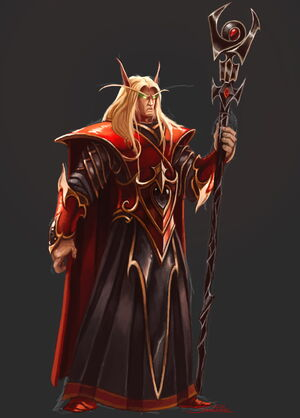 Blood elf - Wowpedia - Your wiki guide to the World of Warcraft
