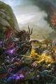 Chronicle2 Death knights versus paladins Alternate.jpg