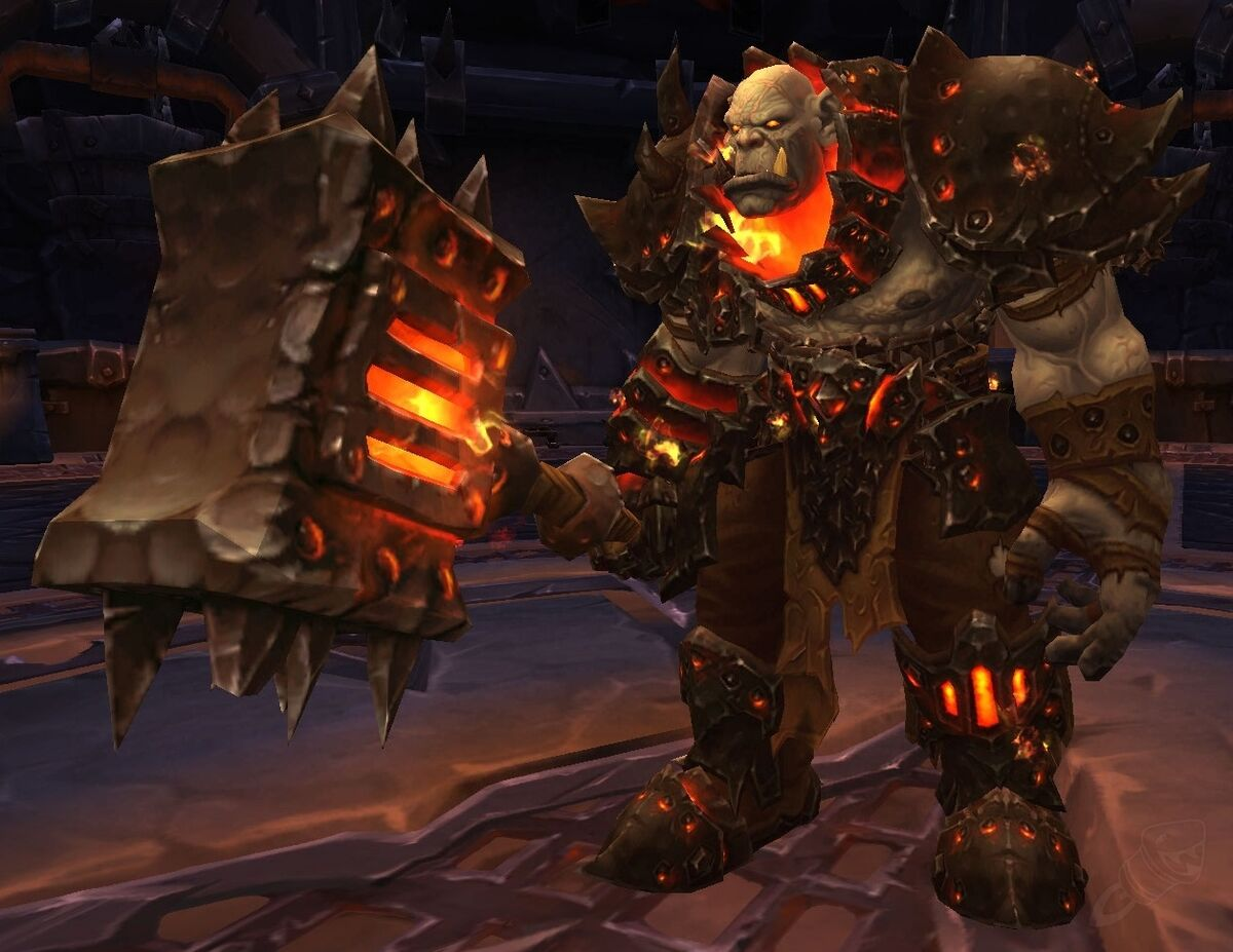 Blackhand (tactics) - Wowpedia - Your wiki guide to the ...