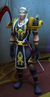Image of Captain Theris Dawnhearth