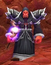 Image of Shattered Hand Warlock