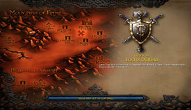 Lord of Outland (WC3 BloodElf)