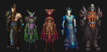 Dragon Aspects - Wowpedia - Your wiki guide to the World of Warcraft