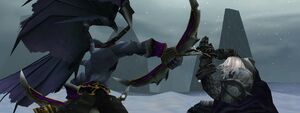 Arthas vs. Illidan
