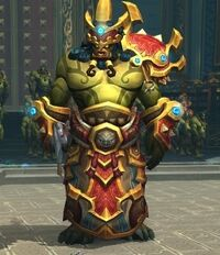 Image of Xin the Weaponmaster