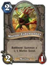 Hearthstone-Murloc Tidehunter.png