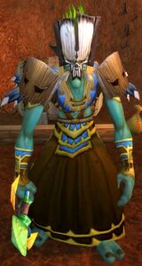 Image of Witch Doctor Jin'Zil